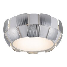 Layers 4 Light Outdoor Flush Mount