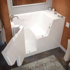 "Mohave 53"" x 29"" Walk-In Bathtub"