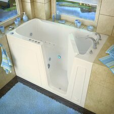 "Aspen 60"" x 32"" Whirlpool & Air Jetted Bathtub"