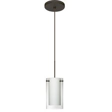 Pahu 1 LED Integrated Bulb Mini Pendant