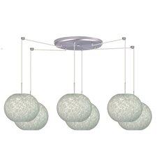 Luna 6 Light Pendant