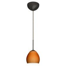 Bolla 1 Light Mini Pendant