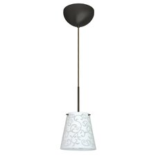Amelia 1 Light Mini Pendant