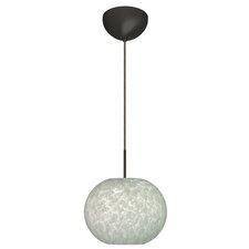 Luna 1 Light Globe Pendant