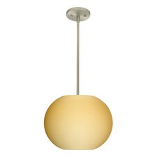 Jordo 1 Light Globe Pendant