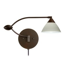 Domi Double Swing Arm Wall Sconce