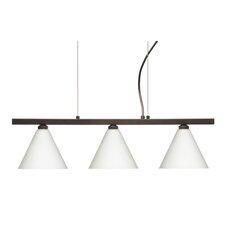 Kani 3 Light Linear Pendant