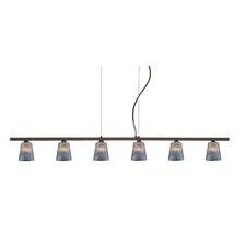 Nico 6 Light Linear Pendant