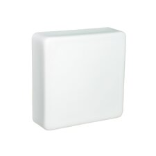Geo 1 Light Outdoor Flush Mount