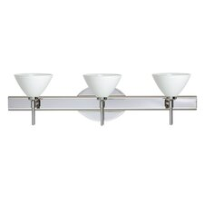 Domi 3 Light Vanity Light