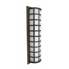 Scala 3 Light Outdoor Wall Sconce
