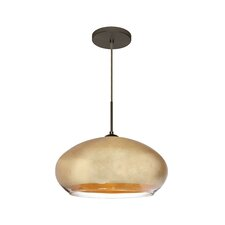 Brio 1 Light Globe Pendant