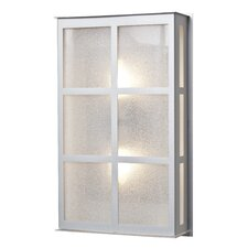 Bree 2 Light Outdoor Wall Sconce