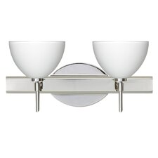Brella 2 Light Vanity Light