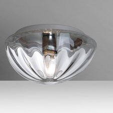Pinta 1 Light Outdoor Flush Mount