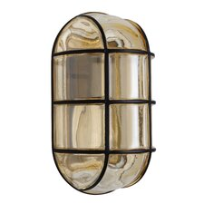 Costaluz 1 Light Outdoor Bulkhead Light