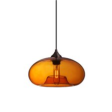 Bana 1 Light Globe Pendant