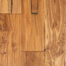 "Zanzibar 5"" Engineered Elm Hardwood Flooring in Antique Natural"