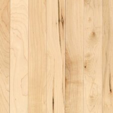 "Maple Ridge 2-1/4"" Solid Maple Hardwood Flooring in Natural"