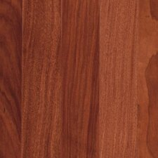 "Elysia 3-1/4"" Engineered Santos Mahogany Hardwood Flooring in Natural"