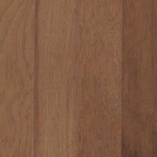 "Warrenton 5"" Engineered Hickory Hardwood Flooring in Thrasher Brown"