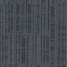 "Aladdin Get Moving  24"" x 24"" Carpet Tile in Blue Stream"