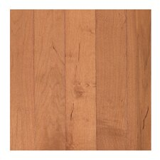 "Madison Row 2-1/4"" Solid Oak Maple Hardwood Flooring in Ginger"