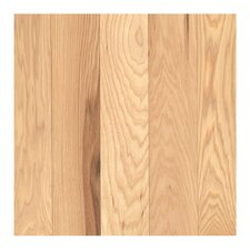 "Brandon Dune 3.25"" Solid Hickory Hardwood Flooring in Natural"