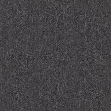 "Aladdin Voltage 24"" x 24"" Carpet Tile in Industrial"