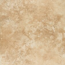 "Mirador 13"" x 13"" Porcelain Field Tile in Golden Amber"