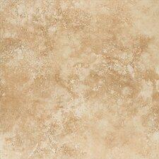"Mirador 20"" x 20"" Porcelain Field Tile in Golden Amber"