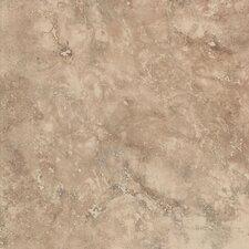 "Mirador 13"" x 13"" Porcelain Field Tile in Brown Pearl"