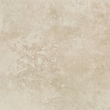 "Mirador 13"" x 13"" Porcelain Field Tile in Ivory Cream"