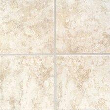 """Ristano 18"""" x 18"""" Ceramic Field Tile in Bianco"""