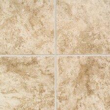 """Ristano 18"""" x 18"""" Ceramic Field Tile in Noce"""