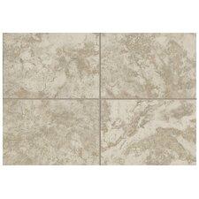 "Pavin Stone 1"" x 1"" Quarter Round Corner Tile Trim in Gray Flannel (Set of 2)"