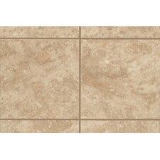 """Ristano 6"""" x 6"""" Bullnose Corner Tile Trim in Noce"""