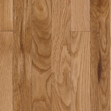 "Woodbourne 2-1/4"" Solid White Oak Hardwood Flooring in Natural"