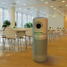 Green Zone 30-Gal LitterMate Industrial Recycling Bin