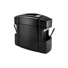Islander Series 40-Gal Double Sided Island Convenience Center
