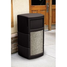 PolyTec 30-Gal Side Entry Waste Container