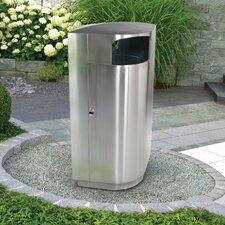 Leafview 20-Gal Trash Receptacle