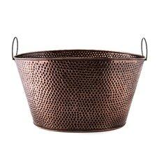Oval Steel Beverage Tub