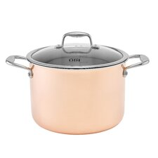 Professional 8-qt. Stockpot with Lid