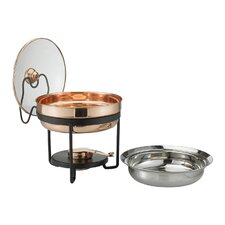 Decor Chafing Dish with Glass Lid