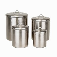4-Piece Canister Set
