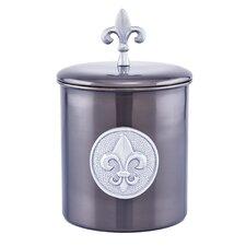 Fleur De Lis 4-Quart Cookie Jar