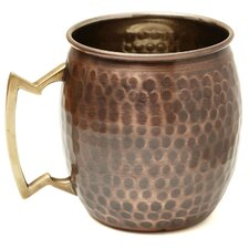 Hammered 16 Oz. Moscow Mule Mug (Set of 4)
