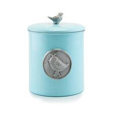 Lauren Bluebird 4-Quart Cookie Jar