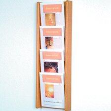 4 Pocket Wall Display